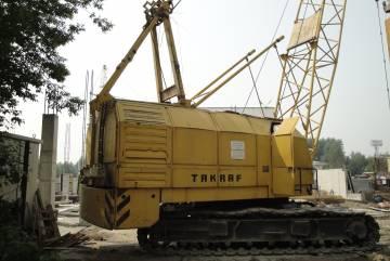 Кран гусеничный РДК-400