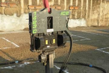 Вибропогружатель ICE 1423
