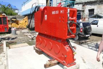 Вибропогружатель Muller MS-50 H3