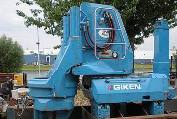 Установка статического вдавливания GIKEN SCZ-675WMG