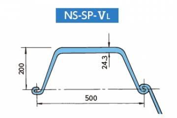 Шпунт Ларсена NS-SP-VL
