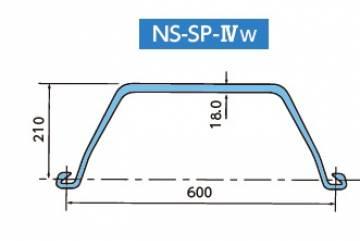 Шпунт Ларсена NS-SP-IVW